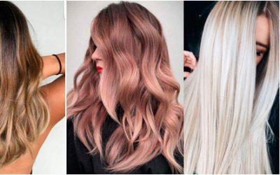 Los colores de pelo tendencia para este otoño 2018/2019